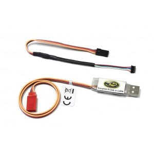 Kyosho 82082 Brushless setup cable2.0 (for MB010VE2.0)