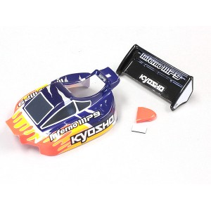 Kyosho DIS - Body Set (INFERNO MP9 TKI3/Blue/Red)
