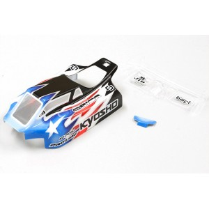 Kyosho DIS - Body Set(LAZER ZX6/J.T. Version)