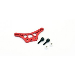 Kyosho Aluminum Front Shock Stay (Red