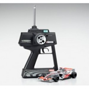 Kyosho Mini-Z F1 Readyset McLaren Mercedes MP4-22 No.2 30507LH