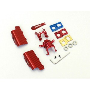 Kyosho DIS - Aluminum Heatsink Parts (Red/for MB-010)