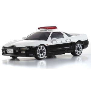 Kyosho MZP131PC ASC MR-03N-RM Honda NSX Tochigi Highway Patrol