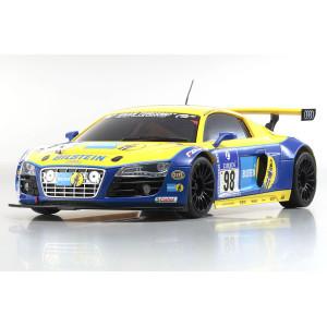 Kyosho MZP239BT ASC MR-03W-MM ASC Audi R8 LMS NBR 2010 #98