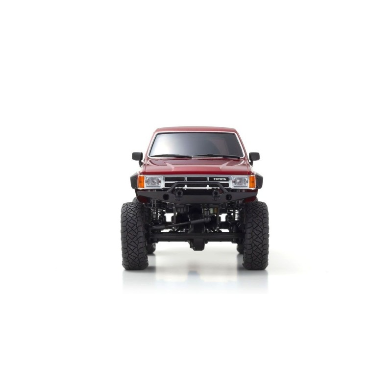 Kyosho 32522MR MINI-Z 4x4 Metallic Red Toyota 4Runner Crawler MX-01 ReadySet