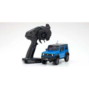Kyosho 32523MB MINI-Z 4x4 Brisk Blue Metallic Suzuki Jimmy Sierra Crawler MX-01 ReadySet