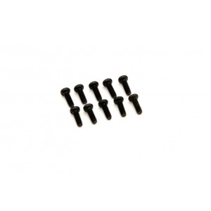 Kyosho 1-S02006TP TP Bind Screw (M2.0x6/10pcs)