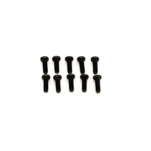 Kyosho 1-S02008TP TP Bind Screw (M2.0x8/10pcs)