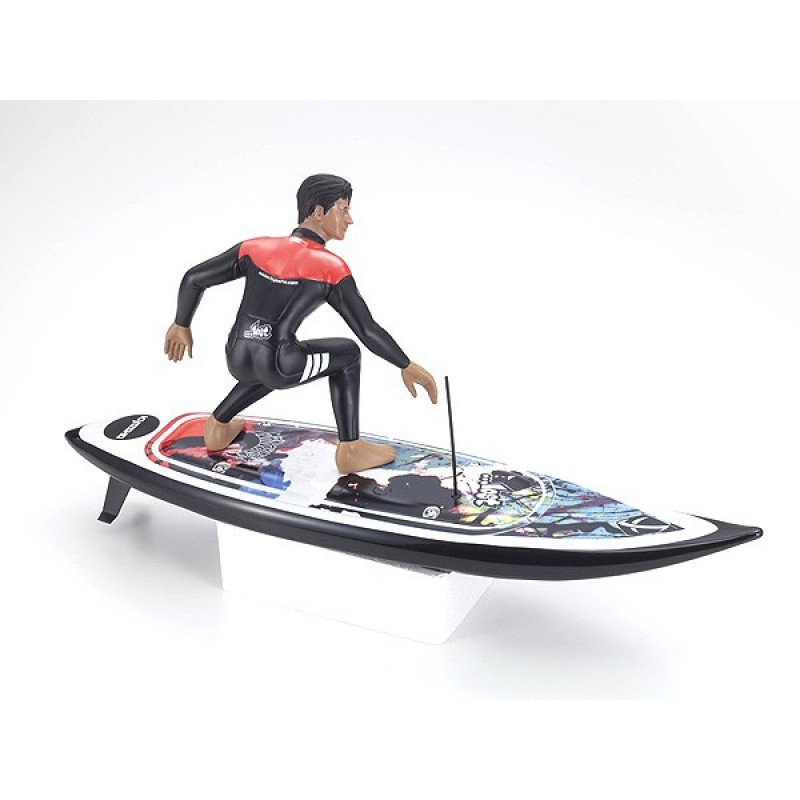 Kyosho RC Wave Surfer 3 Lost Brushed Electric Readyset 2.4GHz