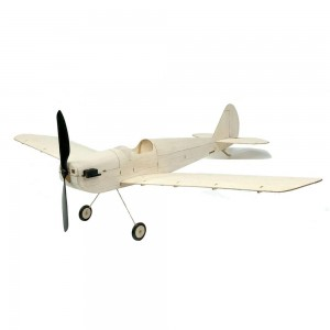 MinimumRC Spacewalker V2 4CH Balsa Airplane