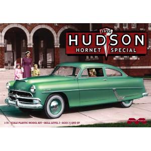 Moebius 1954 Hudson Hornet Special 1/25 scale