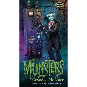 "Moebius Gradpa Munster from ""The Munsters"""