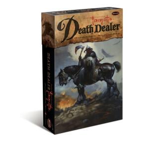 Moebius Frazetta's Death Dealer