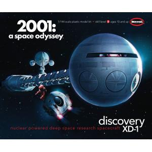 Moebius 2001 Discovery XD-1