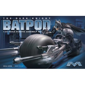 Moebius Bat-Pod Cycle 1/25 scale Dark Knight Trilogy
