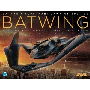 Moebius Batwing from BvS Dawn of Justice