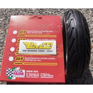 PMT 100 Front  Soft Treaded Tire