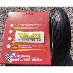 PMT 100 Rear Soft Treaded Tire