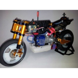 Nuova Faor 1/4 Scale SF-701 Nitro Race RC Motorcycle