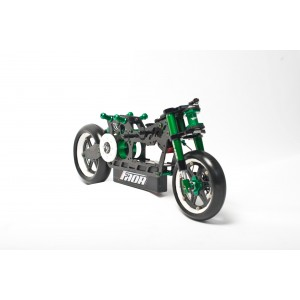 Nuova Faor 1/4 Scale T15 Carbon Fiber Electric RC Motorcycle