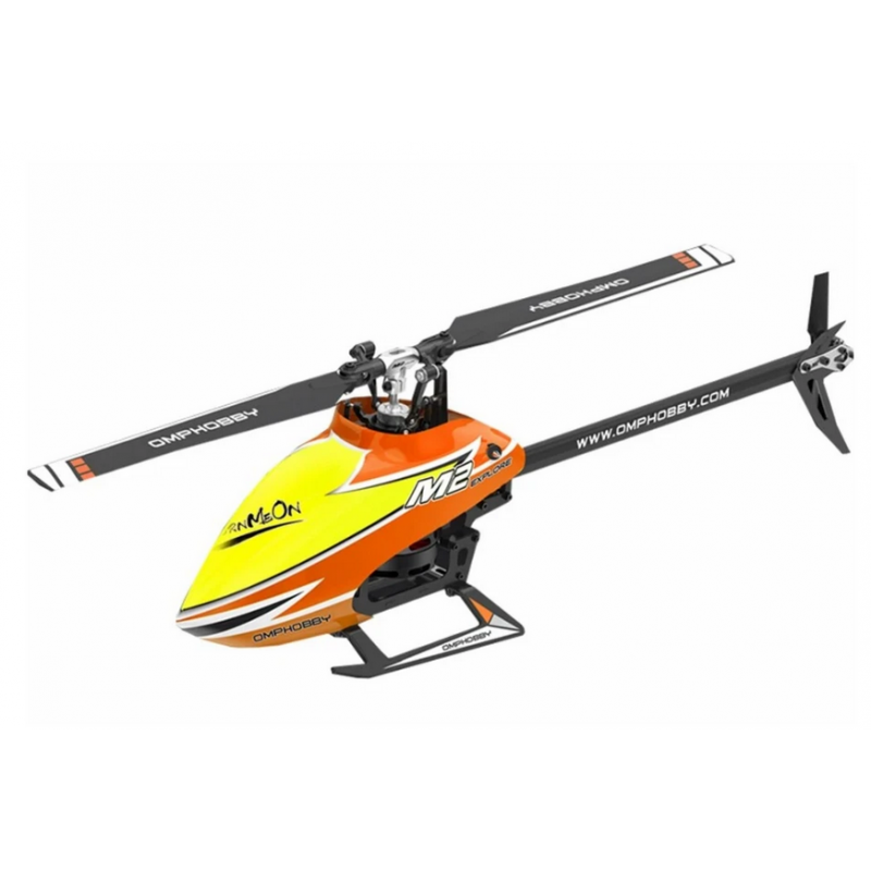 Omp Hobby M2 Explore Version Rc Helicopter