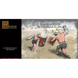 Pegasus 1/32 Gladiators Set #1