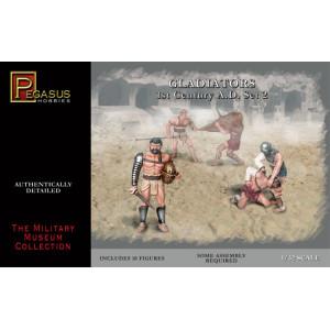 Pegasus 1/32 Gladiators Set #2