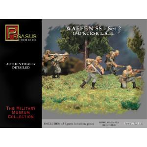 Pegasus 1/72 German Waffen SS Set 2