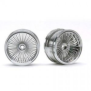 Pegasus 1/10 Chrome Wire Rims