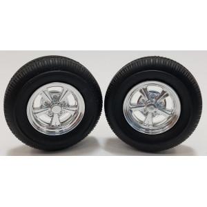 """Pegasus  M308T Radir """"Style"""" rims w/Tires"""