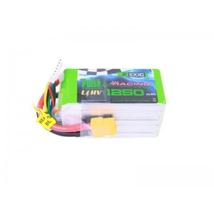 PULSE 1250mAh 5S 19V 100C - FPV Racing series - HV LiPo Battery