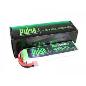 PULSE 4500mAh 5S 18.5V 45C - LiPo Battery