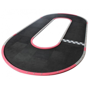 RCP Tracks 50CM Supersized Oval Track - SETR-C15052-01 - Mini-Z Track