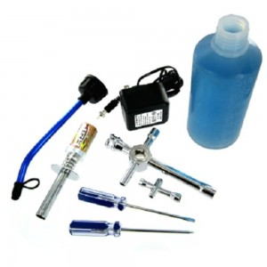 Redcat Racing 7 Piece Nitro Starter Kit! 80142A