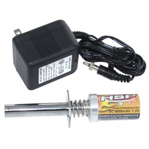 Redcat Racing 80101-PRO Rechargeable Glow Plug Igniter with Charger