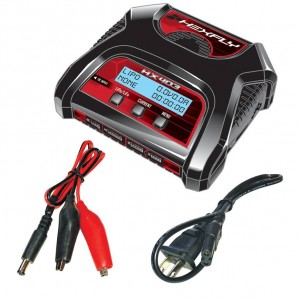 Redcat Racing HEXFLY HX-403 3A AC/DC Fast RC Battery Charger for LiPo Packs