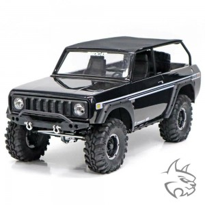 Redcat 1/10 Gen8 Scout II AXE Edition Brushless 4WD Crawler RTR Black