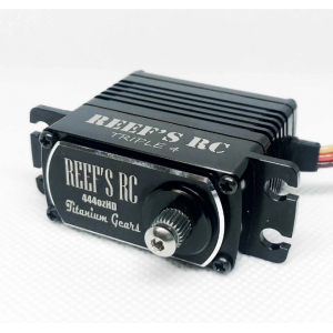 Reef's RC 444HD High Torque High Speed HV Waterproof Servo 0.10/444 @ 7.4V
