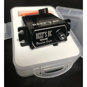 Reef's RC 555HD High Torque Digital High Voltage Coreless Servo 0.17/555 @ 7.4V