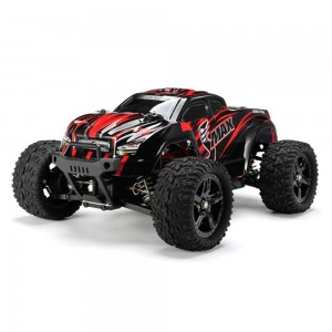 Remo Hobby SMAX Brushless 45KM Per Hr RC Off-Road Monster Truck 1635
