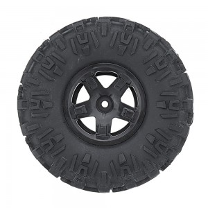 1PC REMO HOBBY P7971 RC Car Wheel Tire For 1/10 1093-ST/1073/SJ 2.4G 4WD Waterproof Brushed Crawler Rc Car Parts