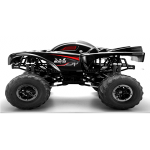 Remo Hobby 1/10 Scale RC Monster Jam Batman Monster Truck Brushed 4WD