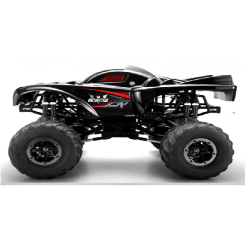 Remo Hobby 1 10 Scale Rc Monster Jam Batman Monster Truck Brushed 4wd