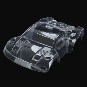 REMO HOBBY 1/16 Clear Short Course Body Shell Canopy D2601 RC Car Part