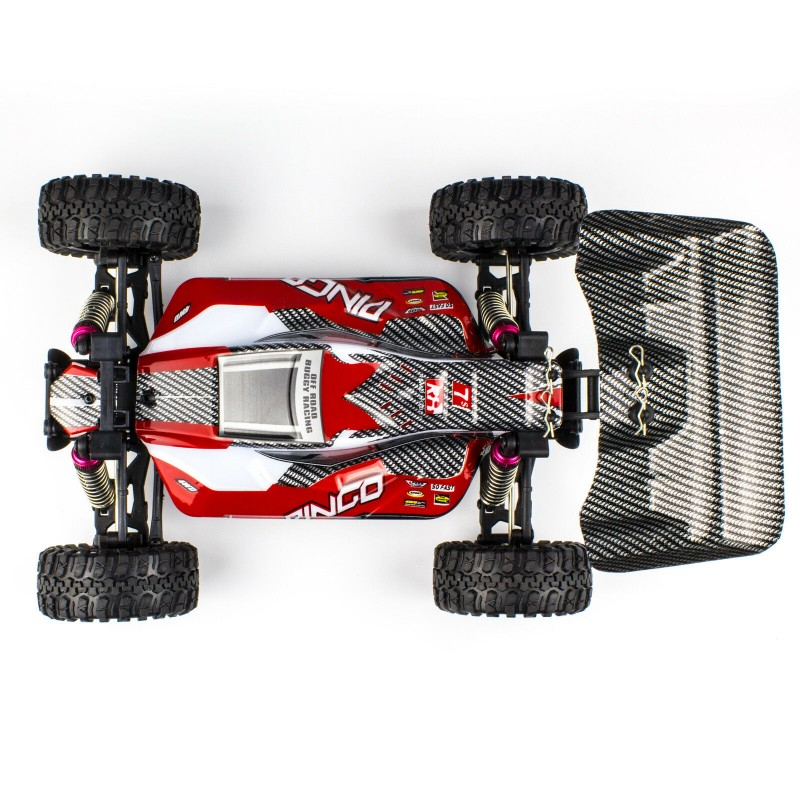 Remo Hobby Dingo 1/16 RC Off-Road Buggy 30MPH 2.4G 4WD Waterproof Brushed RTR 1651
