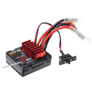 REMO HOBBY E9901 ESC Receiver 1/16 RC Car Parts For Truggy Buggy Short Course 1631 1651 1621