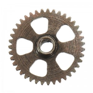 REMO HOBBY G2610 Steel Spur Gear 39T 1/16 Upgrade Parts For Truggy Buggy Short Course 1631 1651 1621