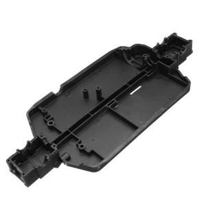 REMO HOBBY P2501 Chassis Black 1/16 RC Car Parts For Truggy Buggy Short Course 1631 1651 1621