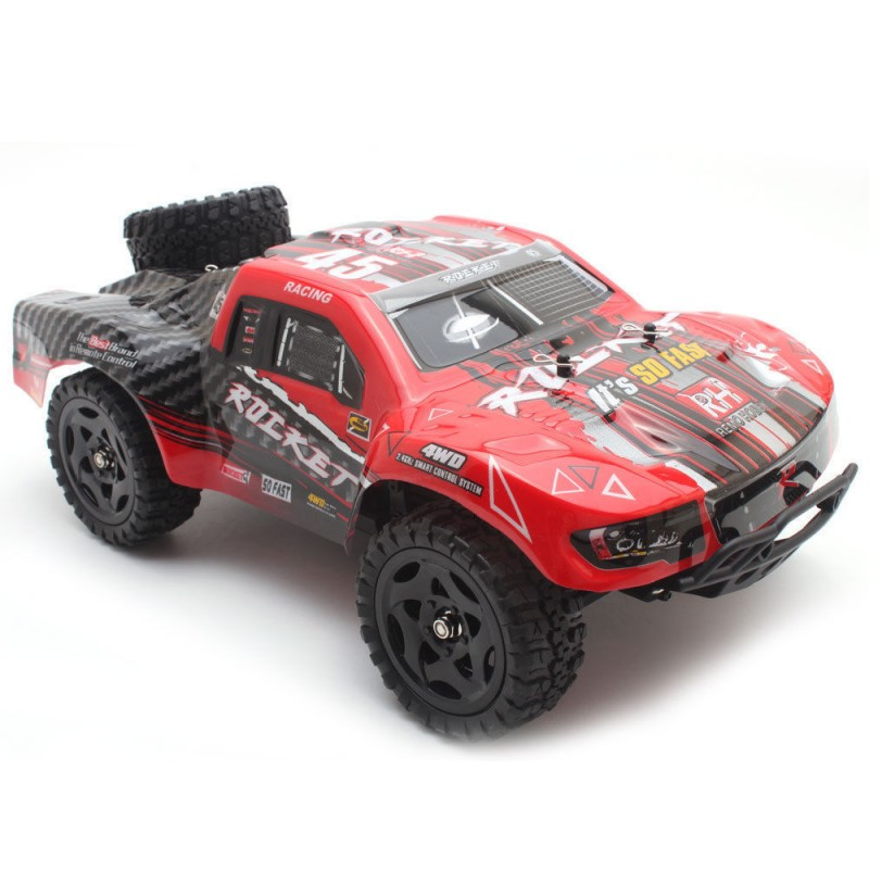 Remo Hobby Rocket 1621 Brushed RC Short Course Truck 30MPH 2.4G 4WD - RTR