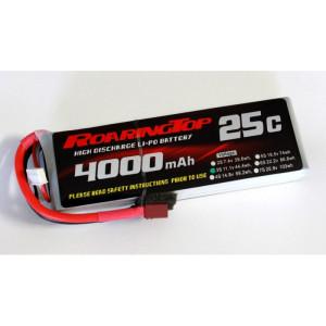 RoaringTop 25C 4000 mAh 3S